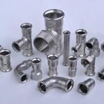 Stainless Steel Press Fit Fittings